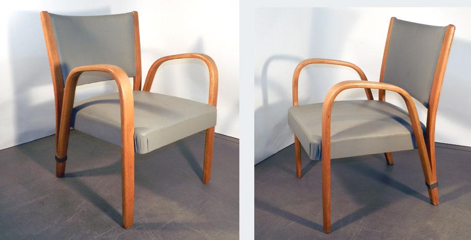 fauteuil steiner bow wood meuble de salon contemporain. Black Bedroom Furniture Sets. Home Design Ideas