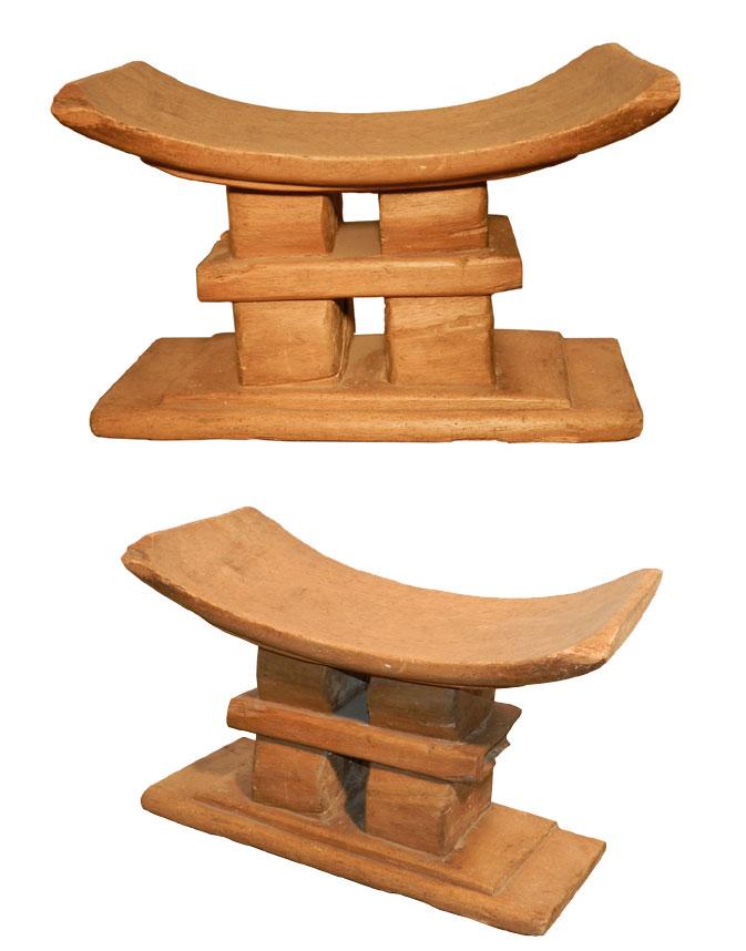ins 692 travail africain ancien siege en bois sculpte. Black Bedroom Furniture Sets. Home Design Ideas