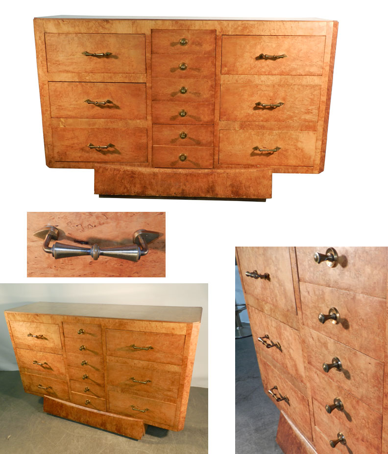 COMMODE-PORTENEUVE