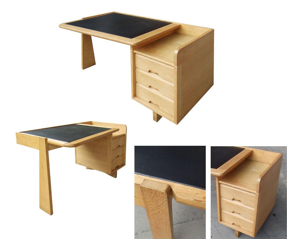 mod 795 guillerme et chambron bureau etudiant. Black Bedroom Furniture Sets. Home Design Ideas